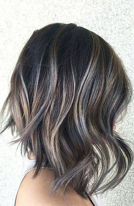 black_hair_platinum_highlights