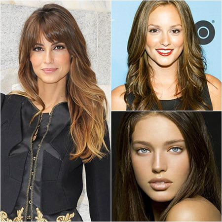 brown hair color ideas for woman