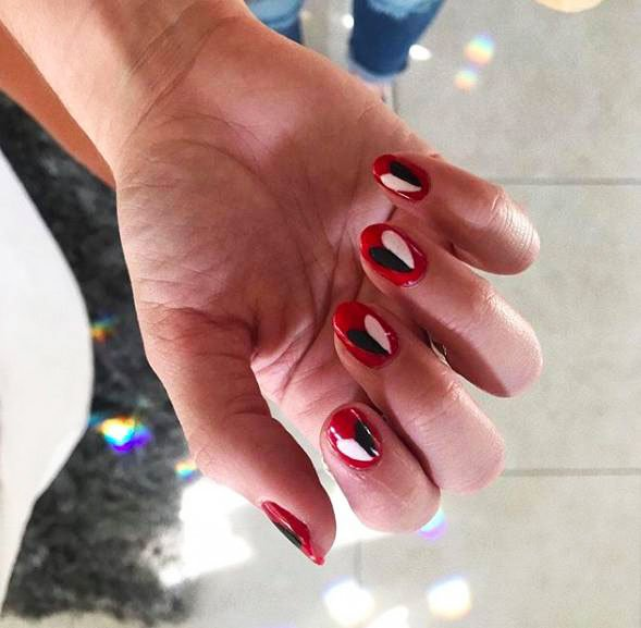 do it yourself gel nail designs
