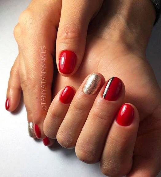 gel french manicure designs