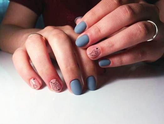 gel nail ideas for summer