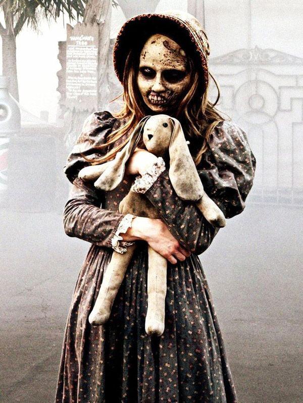 horror costume ideas for female
