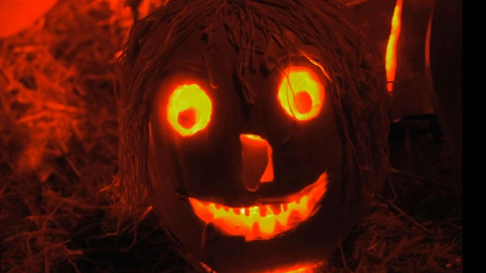 how to light a carved pumpkin