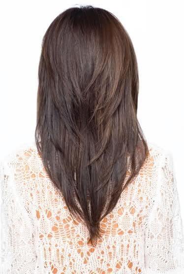 lob hair cut