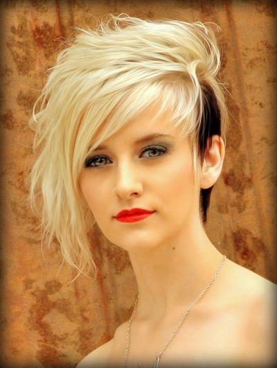 lob haircut for small hair for female