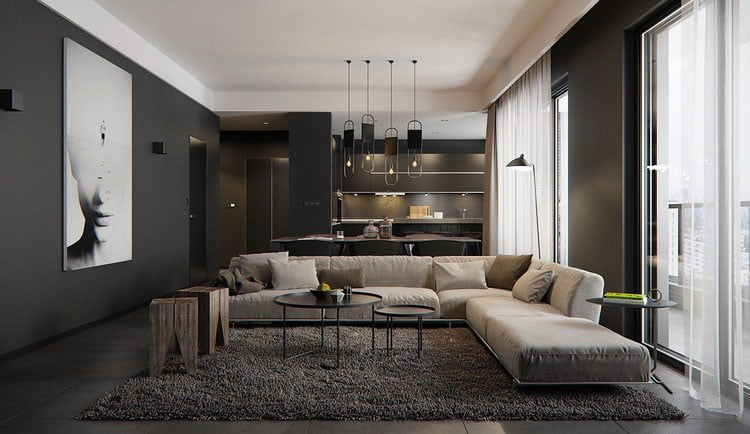 21 Apartment Decorating Ideas For Living Room 1