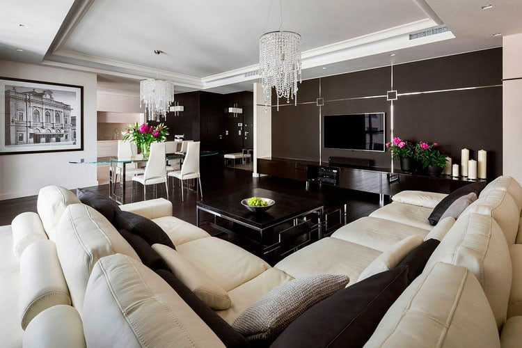 small living room ideas on a budget