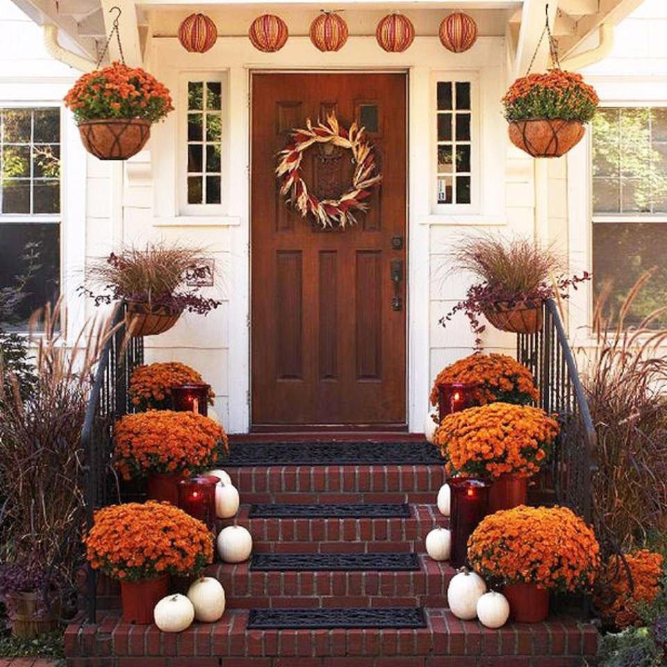 thanksgiving decoration ideas pinterest
