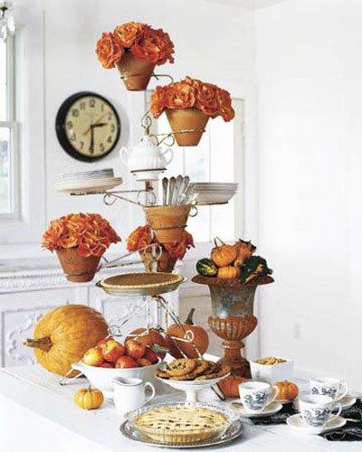 the garden, vegetable garden, or supermarket - Thanksgiving Decorations For Home