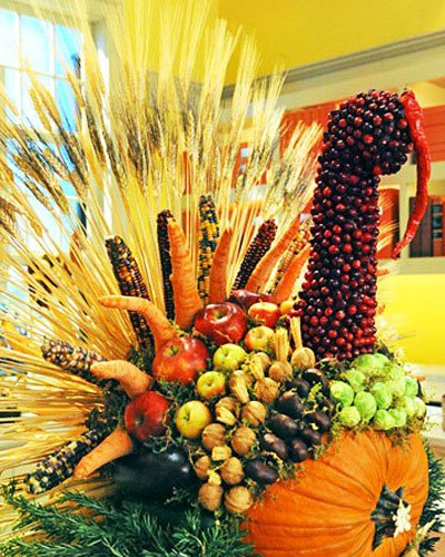 you prefer more amazing ideas for your compositions, then to create them - Thanksgiving Decorations For Home