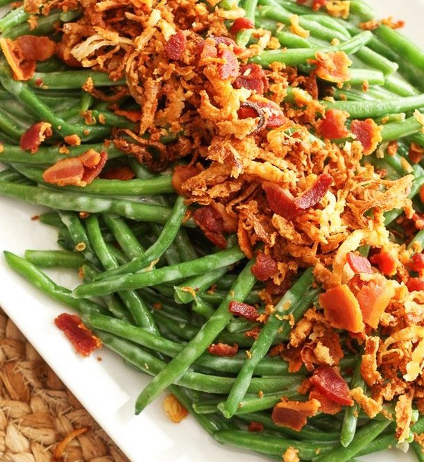 5 Healthy Thanksgiving Vegetable Side Dishes