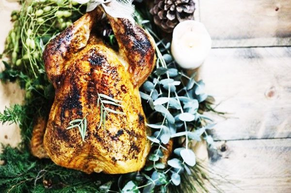 Baked-Turkey-for-Thanksgiving