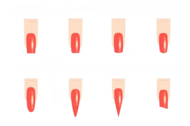 Form And Design (Christmas Nails Ideas)