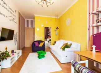 modern living room decor for apartment