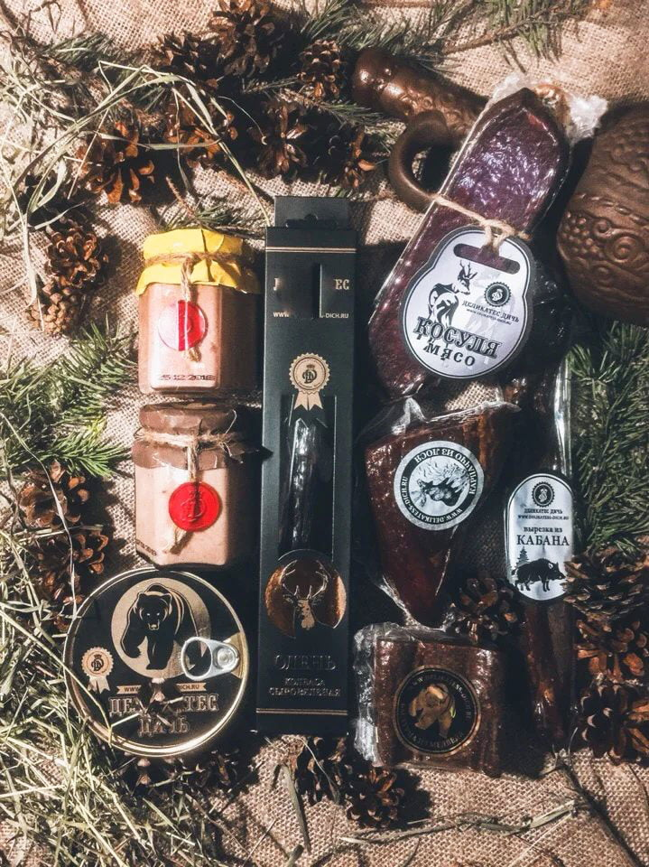 Meat Delicacies - Delicious Ideas For Surprises What to give your Christmas Gifts For Boyfriend