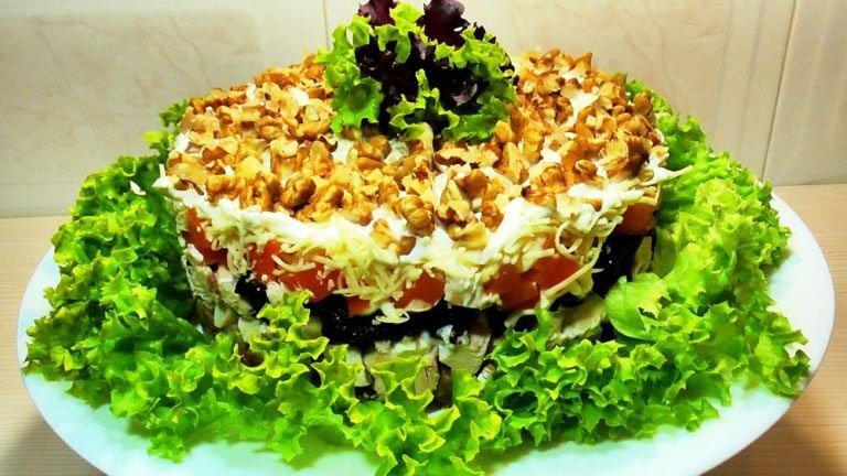 New Year's Salad- Christmas Side Salads