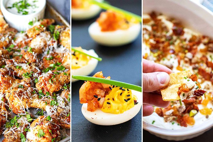Snacks For New Year 2020 - 20 New Recipes With Photo Snacks