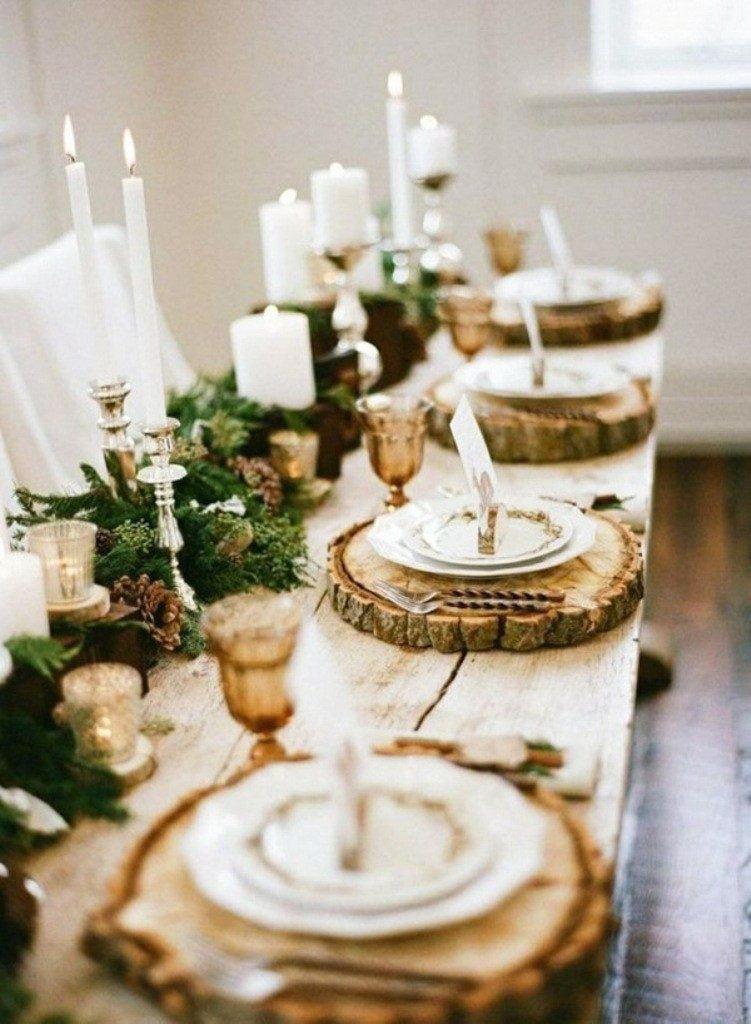 Thanksgiving Dinner Table Ideas