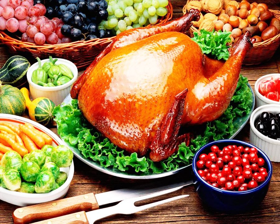 Turkey Dishes for Thanksgiving