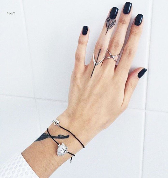 tattoo designs for women - Unique Small Tattoos Designs For women's hands