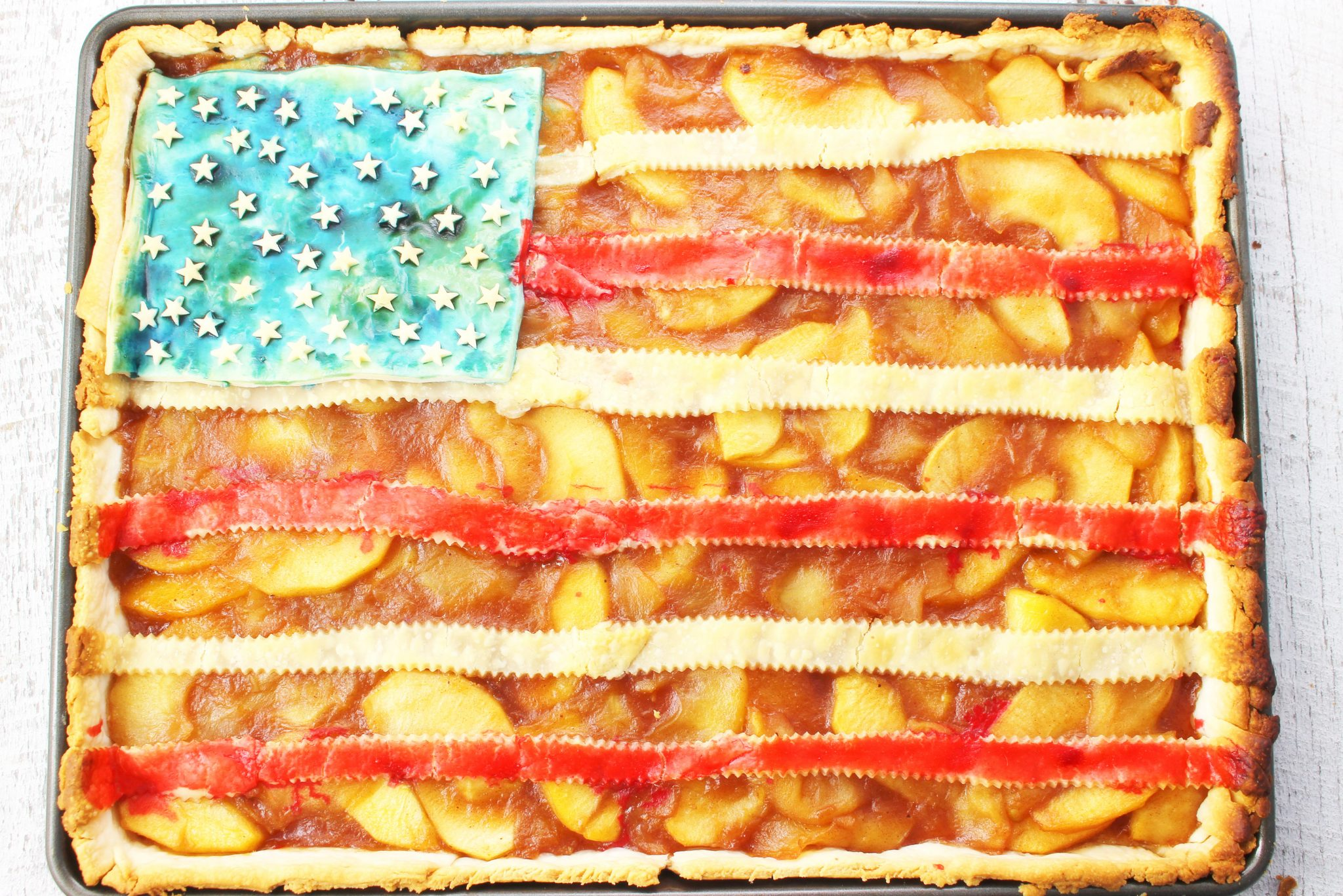 American apple pie-Traditional-Thanksgiving-Side-Dishes