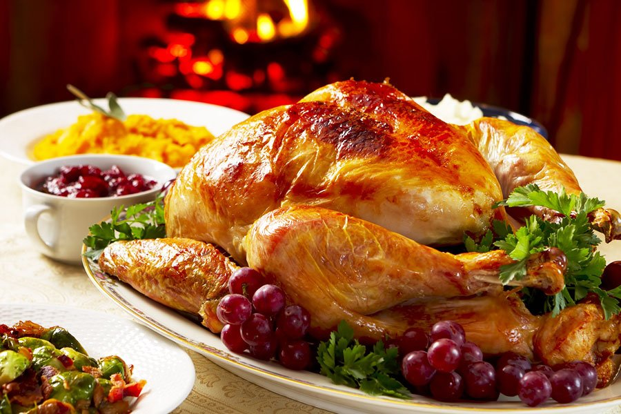 best stuffed turkey recipe - turkey dishes for thanksgiving