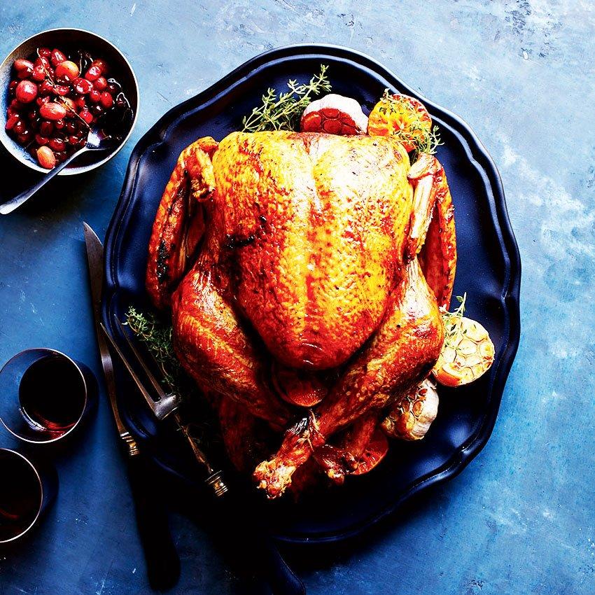 best turkey recipe in the world -roast