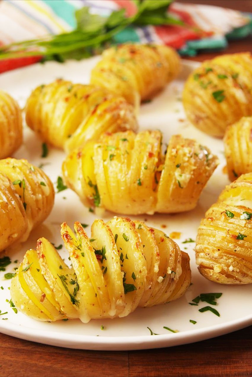 Limit Side Dishes -Traditional American Thanksgiving Dinner