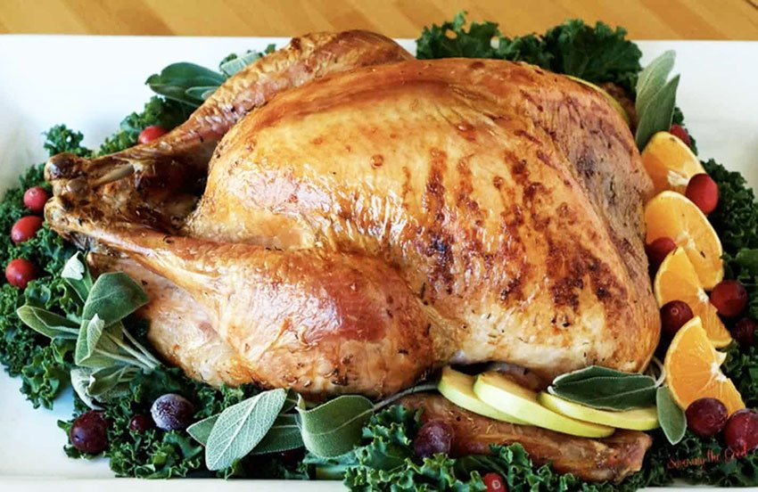 real simple how to cook a turkey - turkey dishes for thanksgiving