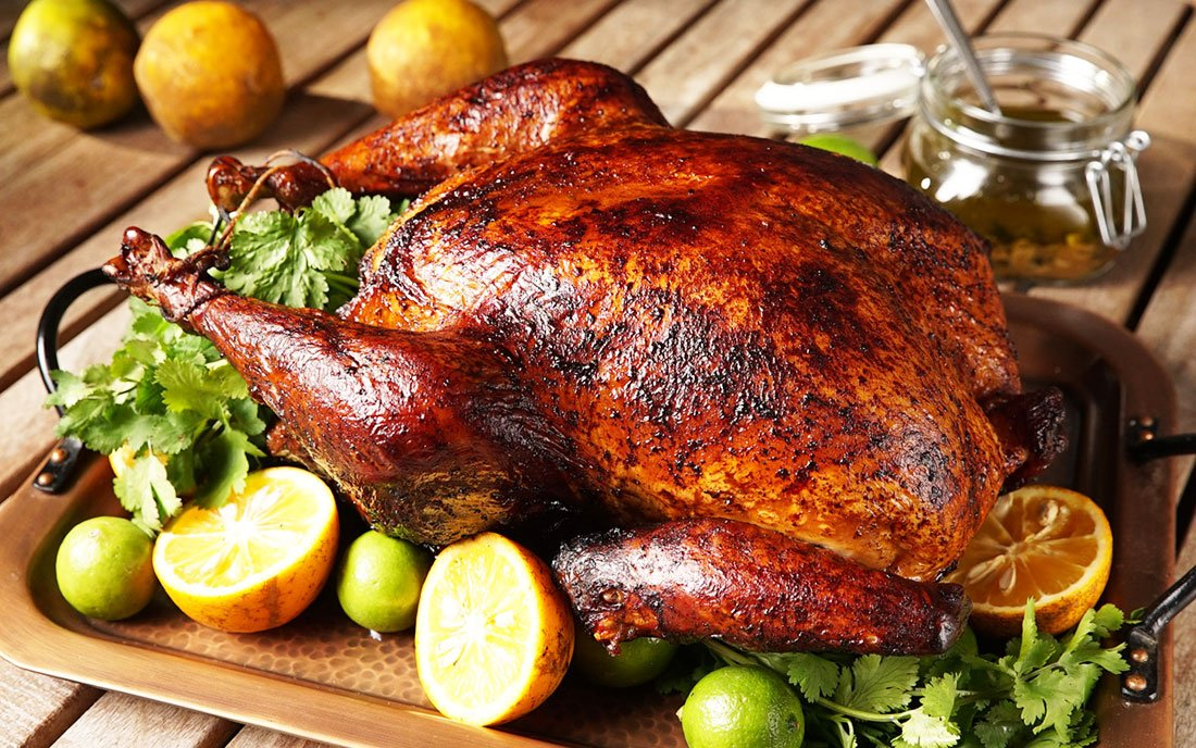 turkey-Juicy-Fried-Turkey-Traditional-Thanksgiving-Side-Dishes
