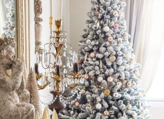 Christmas Tree Decorating Ideas Pictures