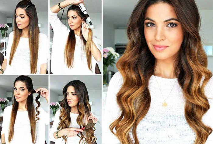 Long Hairstyle for Middle Aged Women 2