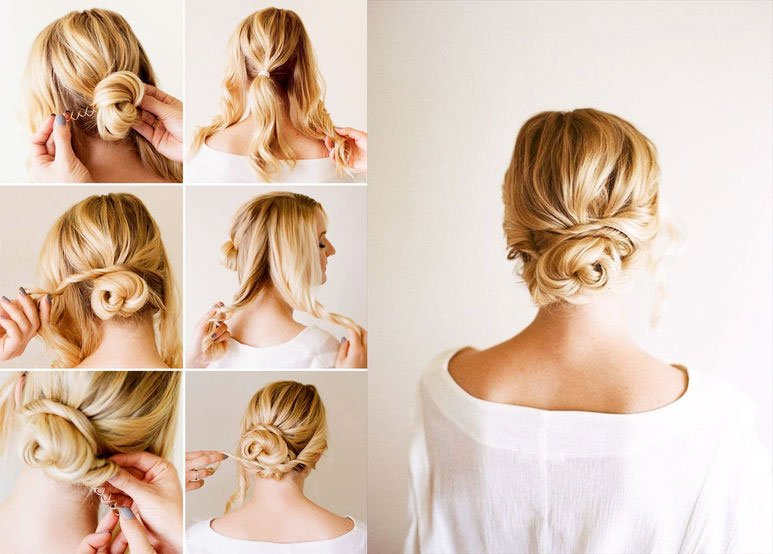 Long Hairstyle for Middle Aged Women