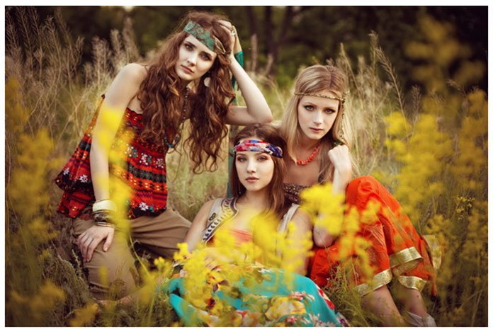 Types, Poses And Ideas For A Photo Shoot For Girls