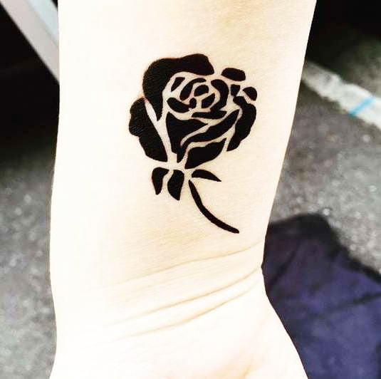 small wrist tattoos for women