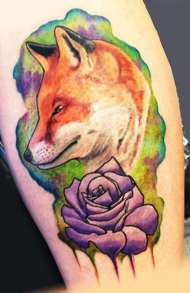 Animal Tattoos - Best Cute Tattoos