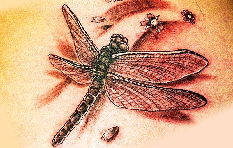 Insect Tattoos - Best Cute Tattoos