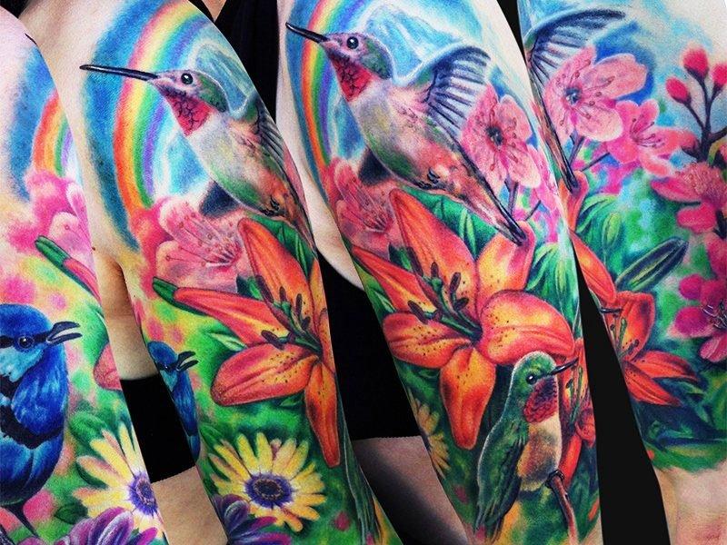 Nature Tattoos - Best Cute Tattoos