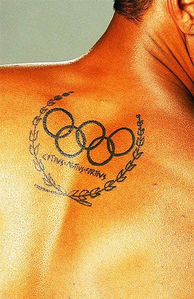 Sports-themed Tattoos - Best Cute Tattoos