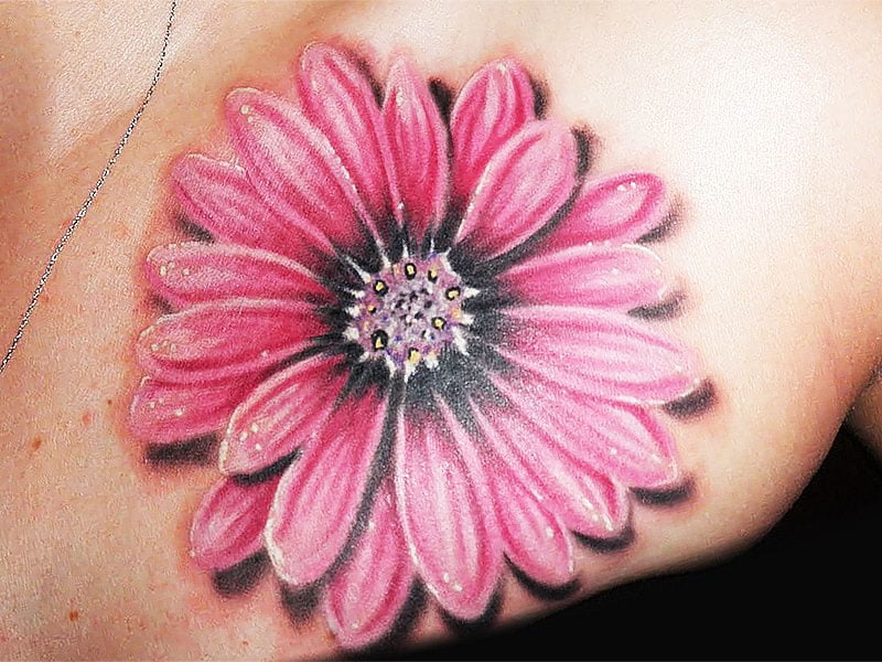 Tattoos With Color - Best Cute Tattoos
