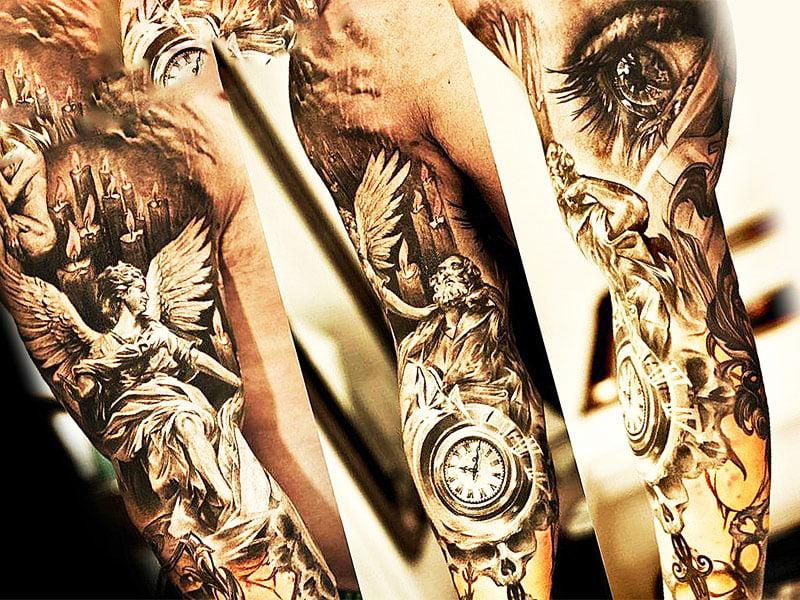 The Best Tattoo Parlors