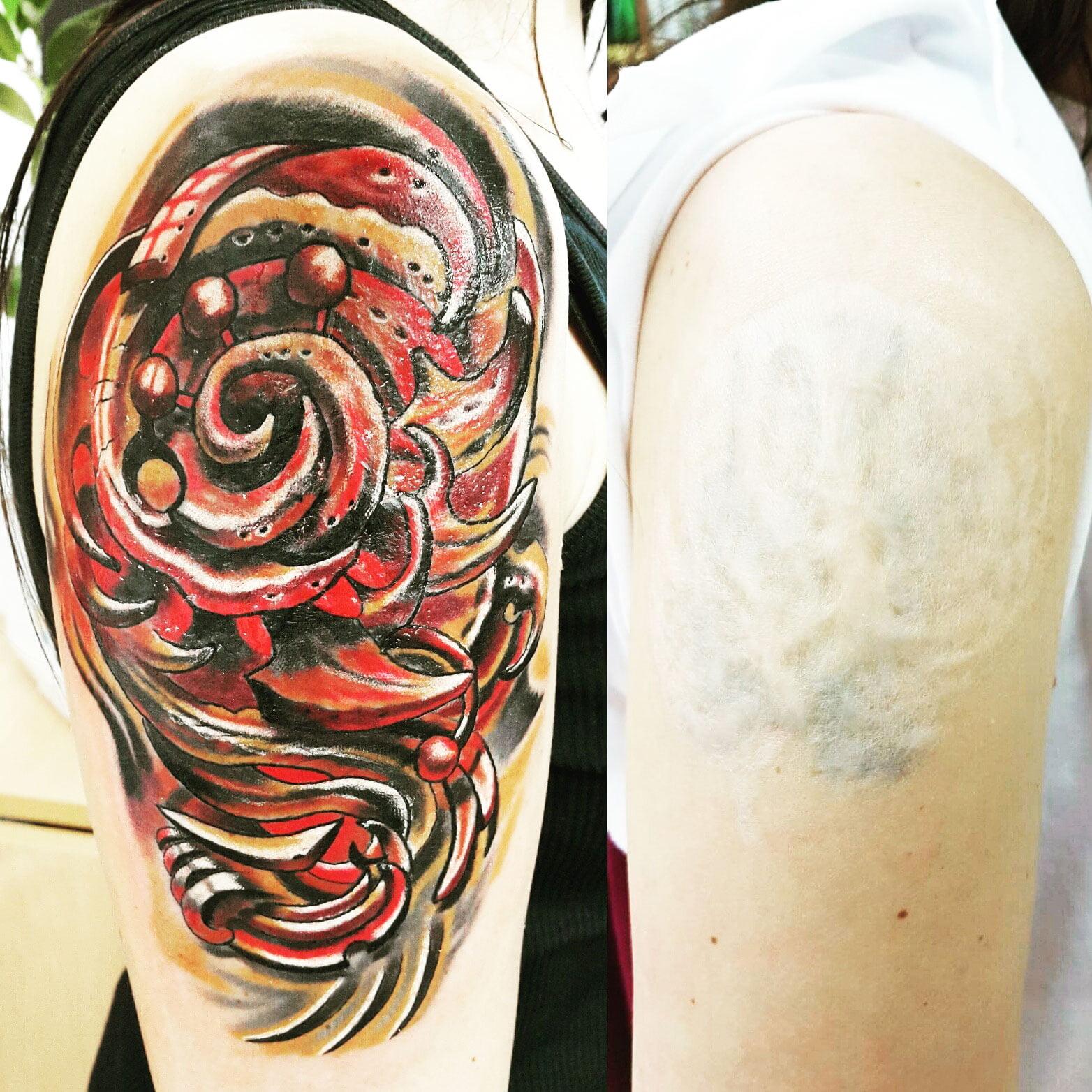 Beautiful Abracadabra Tattoo Ideas