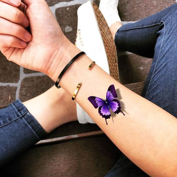 Should I choose a butterfly? - 5 Facts With 25 Amazing Unique Butterfly Tattoos