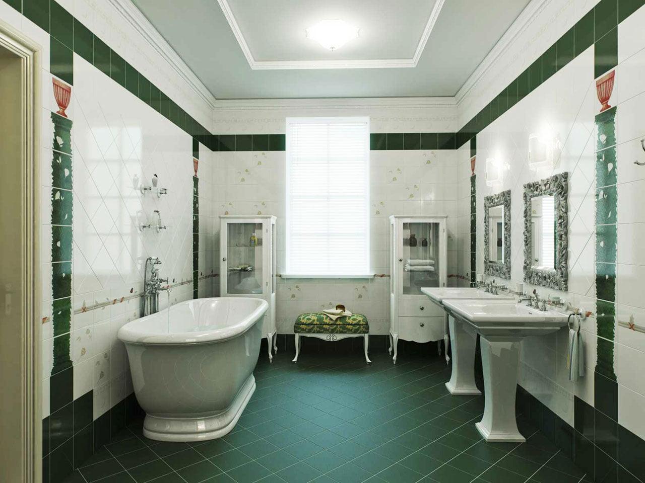 modern bathroom decorating ideas 1