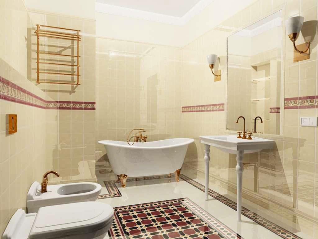 modern bathroom decorating ideas 14