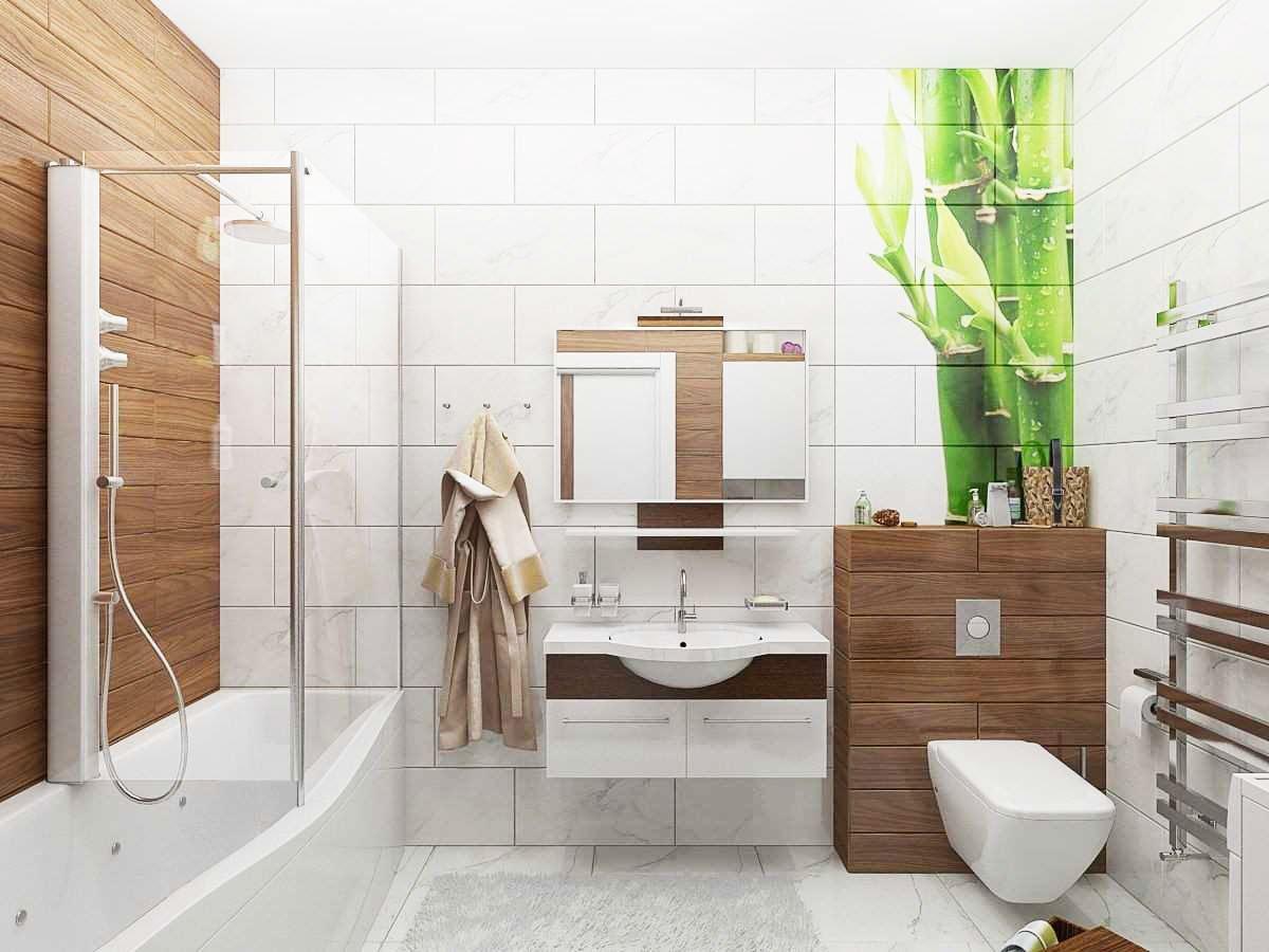 25 Best Modern Bathroom Decorating Ideas 4
