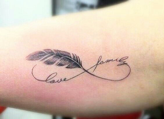 101 Amazing Love Tattoo It Inscriptions About The Family