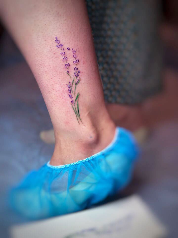 A Few Popular Flowers Used In Tattoo Art With Values Below: Small Flower Tattoos