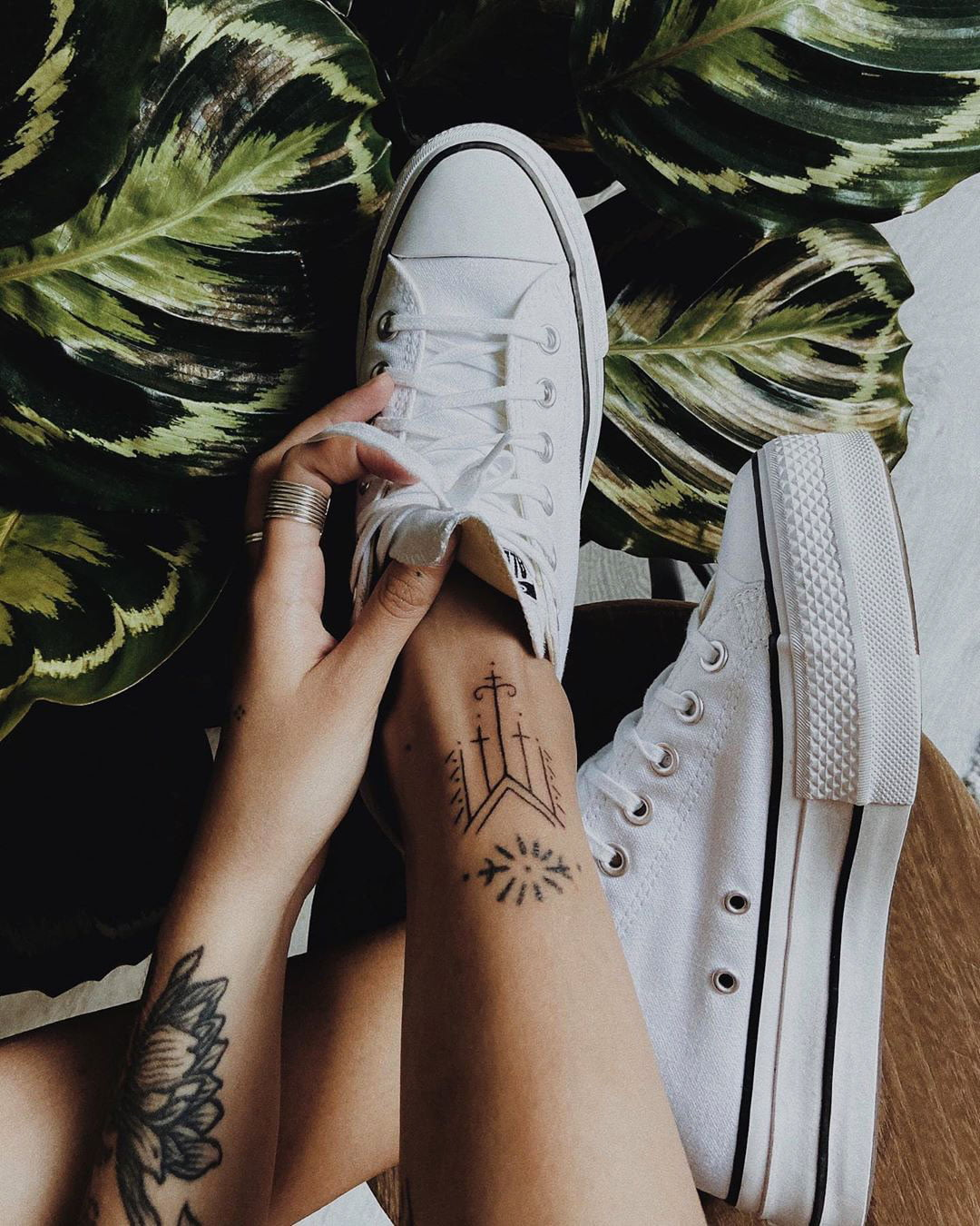 Ankle Tattoos For Women - Ankle Tattoo