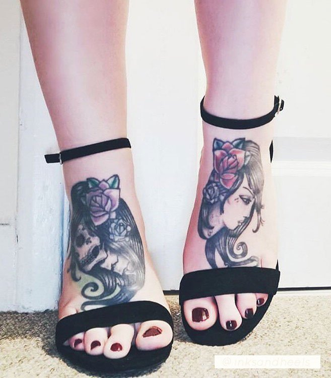 Meaningful Ankle Tattoos - Ankle Tattoo